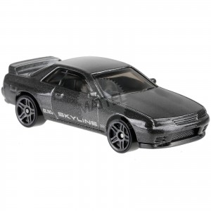 Hot Wheels - Nissan Skyline GT - R (BNR32) - GHD03