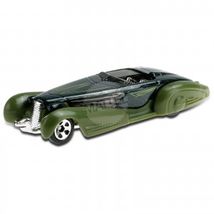 Hot Wheels - Custom Cadillac Fleetwood - GHD30