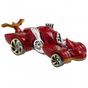 Hot Wheels - Knight Draggin - GHD38