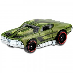 Hot Wheels - '69 Chevelle - GHD43