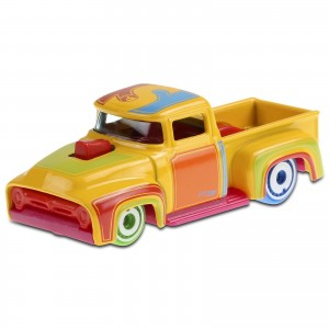 Hot Wheels - Custom '56 Ford Truck - T-Hunt - GHD72