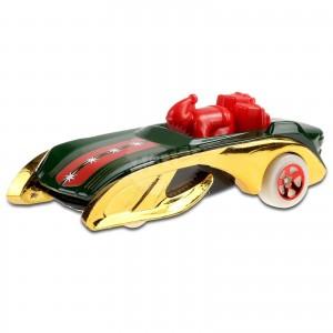 Hot Wheels - Rockin'Santa Sled - GHD88