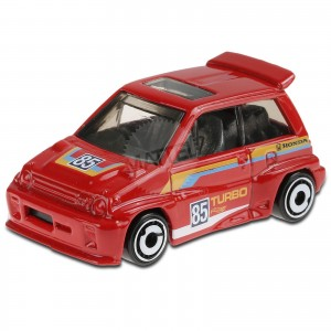 Hot Wheels - '85 Honda City Turbo II - GHF22