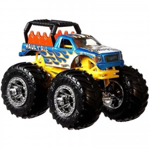 Hot Wheels - 1:64 - Haul Y'All - Monster Trucks - GJD84