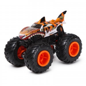 Hot Wheels - 1:64 - Tiger Shark - Monster Trucks - GJF04