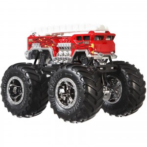 Hot Wheels - 1:64 - 5 Alarm - Monster Trucks - GJF06