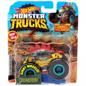 Hot Wheels - 1:64 - Motosaurus - Monster Trucks - GJF22