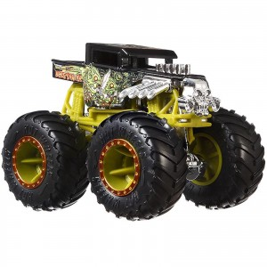 Hot Wheels - 1:64 - Bone Shaker - Monster Trucks - GJF40