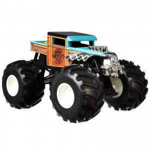 Hot Wheels - 1:24 - Bone Shaker - Monster Trucks - GJG76