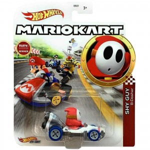 Hot Wheels - Shy Guy B-Dasher - Mario Kart - GJH61