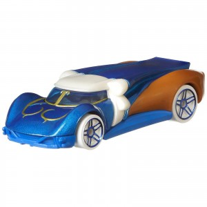 Hot Wheels - Chun-Li - Street Fighter - Character Cars - GJJ32