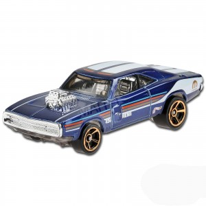 Hot Wheels ID - '70 Dodge Charger R/T - GJP07