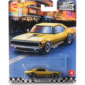 Hot Wheels - '67 Camaro - Boulevard - GJT69