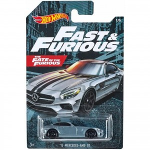 Hot Wheels - '15 Mercedes-AMG GT - Velozes e Furiosos - GJV57