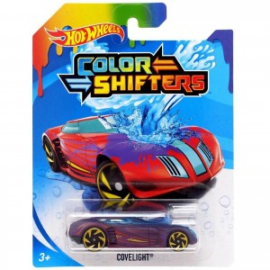 Hot Wheels - Covelight - Colour Shifters - GKC19