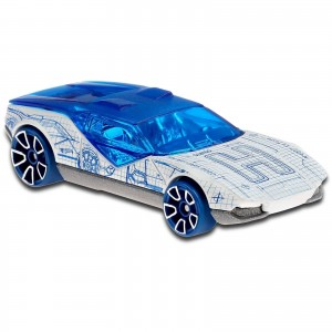Hot Wheels - La Fasta - GLN65