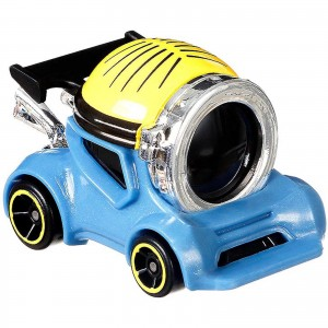 Hot Wheels - Stuart - Minions - Character Cars - GMH79