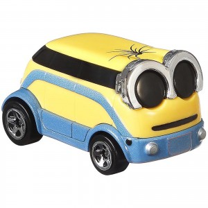 Hot Wheels - Kevin - Minions - Character Cars - GMH80
