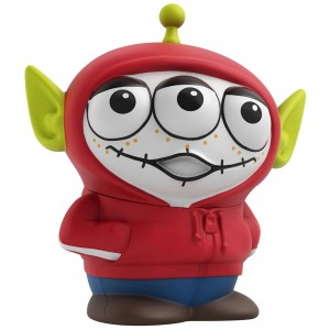 Boneco 8cm - Miguel - Alien Remix Toy Story - GMJ35