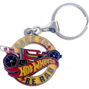 Chaveiro Hot Wheels - Dare to Be Rad