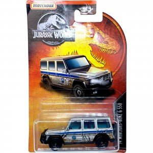 Matchbox - '14 Mercedes - Benz G 550 - Jurassic World - GDN95