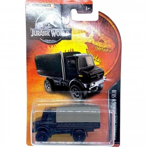 Matchbox - Mercedes - Benz Unimog U 5020 - Jurassic World - GDN96