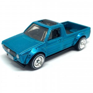 Hot Wheels Customizado - Volkswagen Caddy