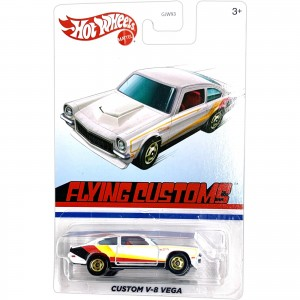 Hot Wheels - Custom V-8 Vega - Flying Customs - GJX08