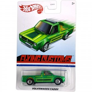 Hot Wheels - Volkswagen Caddy - Flying Customs - GJX05