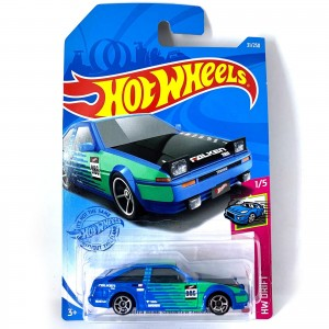 Hot Wheels - Toyota AE86 Sprinter Trueno - GTB26