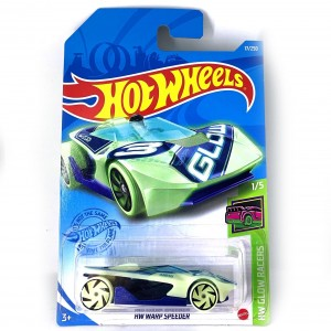 Hot Wheels - HW Warp Speeder - GRY13