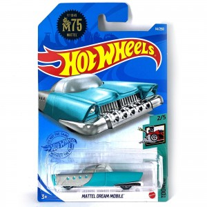 Hot Wheels - Mattel Dream Mobile - GRX98