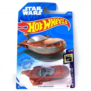 Hot Wheels - X-34 Landspeeder - Star Wars - GRX16