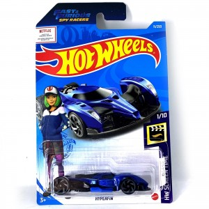 Hot Wheels - Hyperfin - Fast & Furious Spy Racers - GRX37