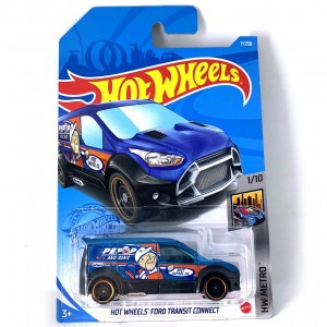 Hot Wheels - HW Ford Transit Connect - GRX79