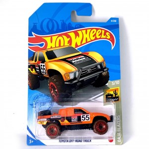 Hot Wheels - Toyota Off-Road Truck - GRX70