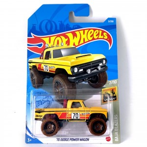 Hot Wheels - '70 Dodge Power Wagon - GRX65