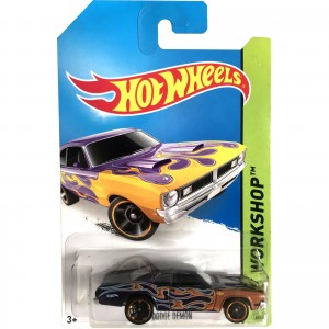 Hot Wheels - '71 Dodge Demon - BFD95