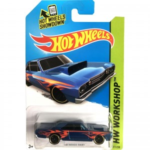 Hot Wheels - '68 Dodge Dart - BFG42