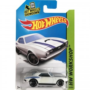 Hot Wheels - '68 Copo Camaro - BFF03