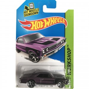 Hot Wheels - '67 Chevelle SS 396 - BFV57