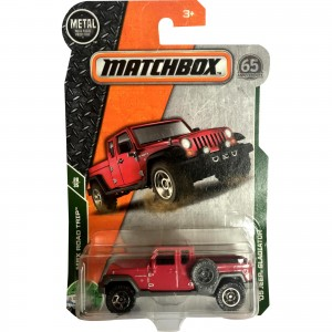 Matchbox - '05 Jeep Gladiator - FHH48