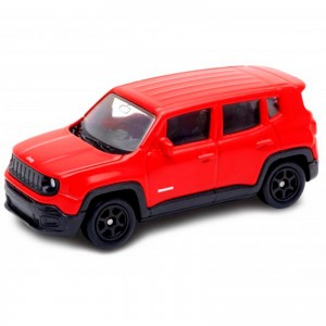 Miniatura - 1:64 - Jeep Renegade Sport - California Minis - Welly