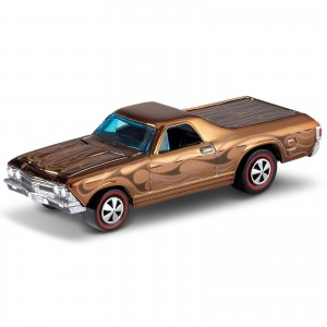Hot Wheels - '68 Chevy El Camino - 00902/11000 - Neo Classics Series - L2097