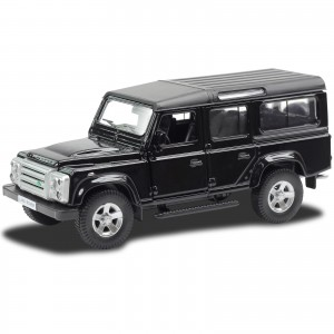 Miniatura - 1:32 - Land Rover Defender - RMZ City Hot Wheels