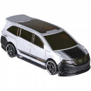 Hot Wheels - Honda Odyssey - Honda 70 Anos - FKD30