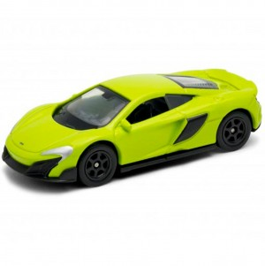 Miniatura - 1:64 - McLaren 675LT Coupe - California Minis - Welly