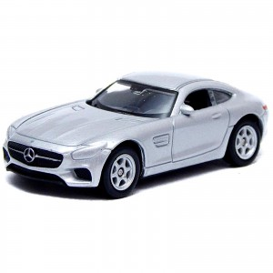 Miniatura - 1:64 - Mercedes-Benz AMG GT - California Minis - Welly