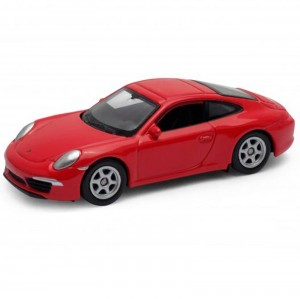 Miniatura - 1:64 - Porsche 911 Carrera S - California Minis - Welly