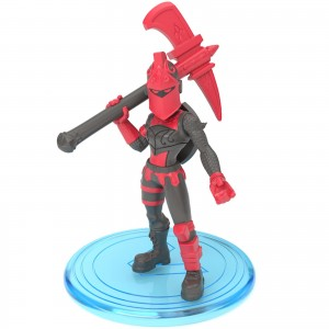 Mini Figura - Red Knight - Fortnite: Battle Royale Collection